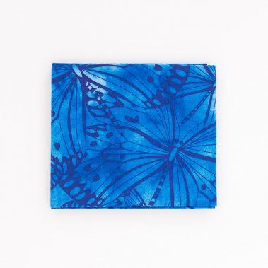 Butterflies Fat Quarter - Blue