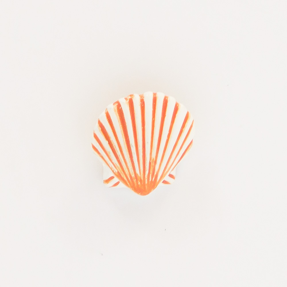 Fan-Sea-Shell-Button-Single