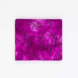 Fern Fat Quarter - Fuchsia