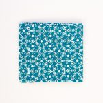 Snowflakes-Teal-Fat-Quarter