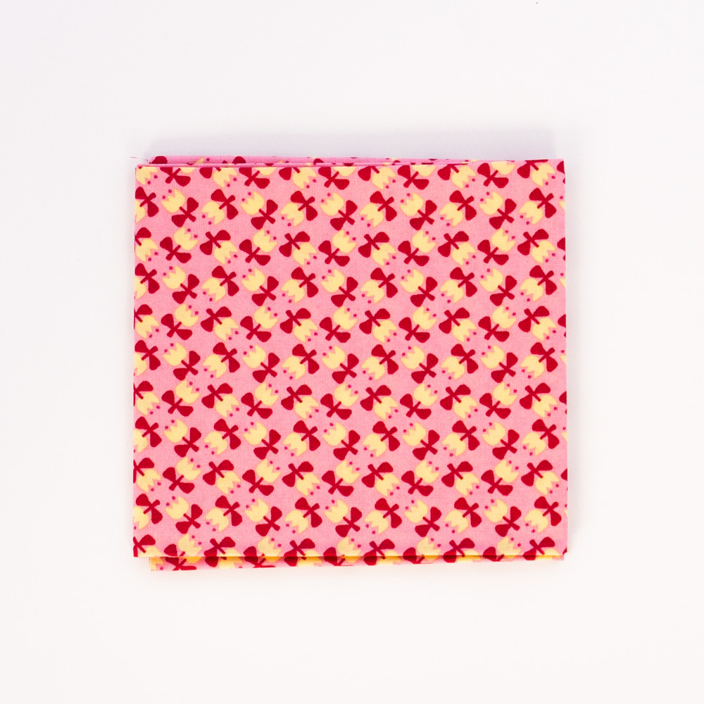 Tulips-Pink-Fat-Quarter