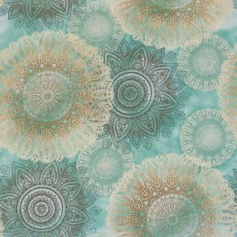 Arabesque-Fabric-Teal