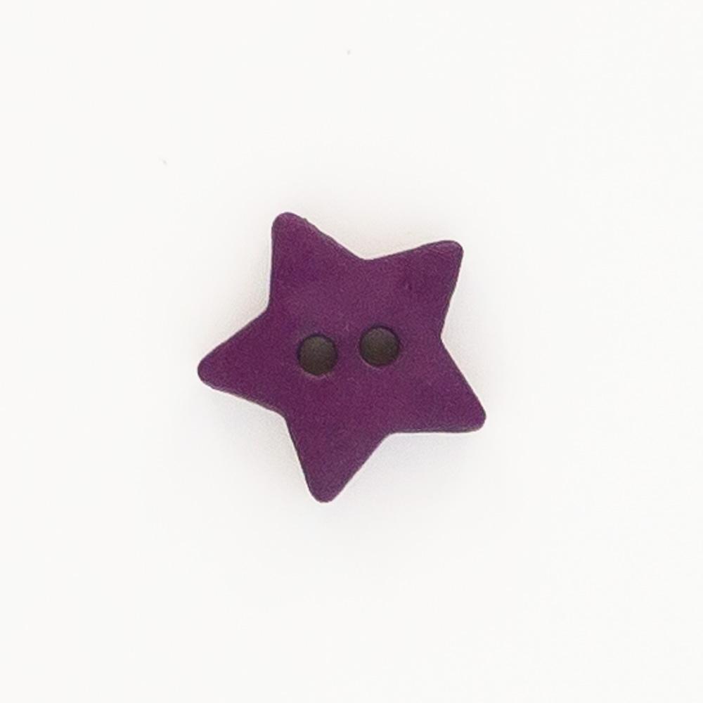 Dark-Purple-Star-Button