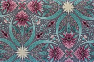 Melba Nouveau Kaleidoscope Print 1