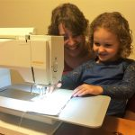 Sewing with M