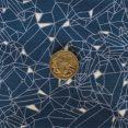 Quartz - Blue with coin
