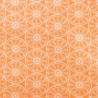 Wagon Wheels - Apricot