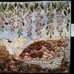 Lizard in the Garden - Liz Humphries