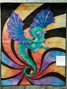 Michelle's Dragon - Helen Godden