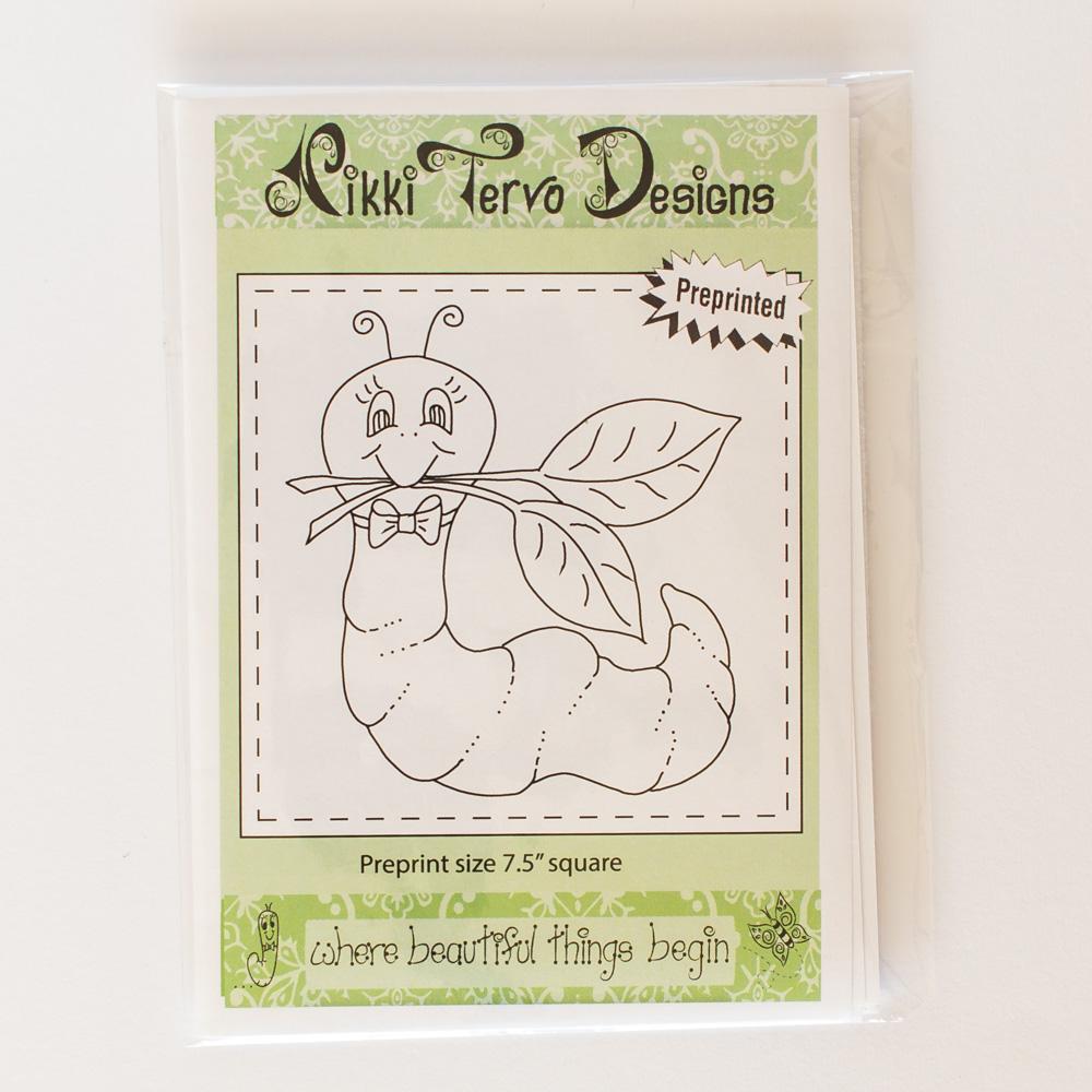 NTD Baby Blcoks - Caterpillar