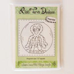 NTD Baby Blocks - Octopus