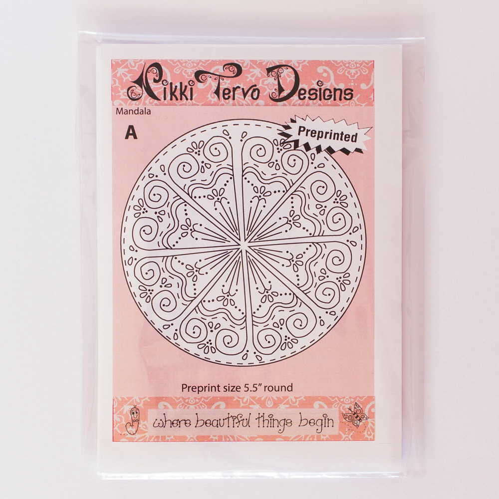 NTD Mini Mandala A