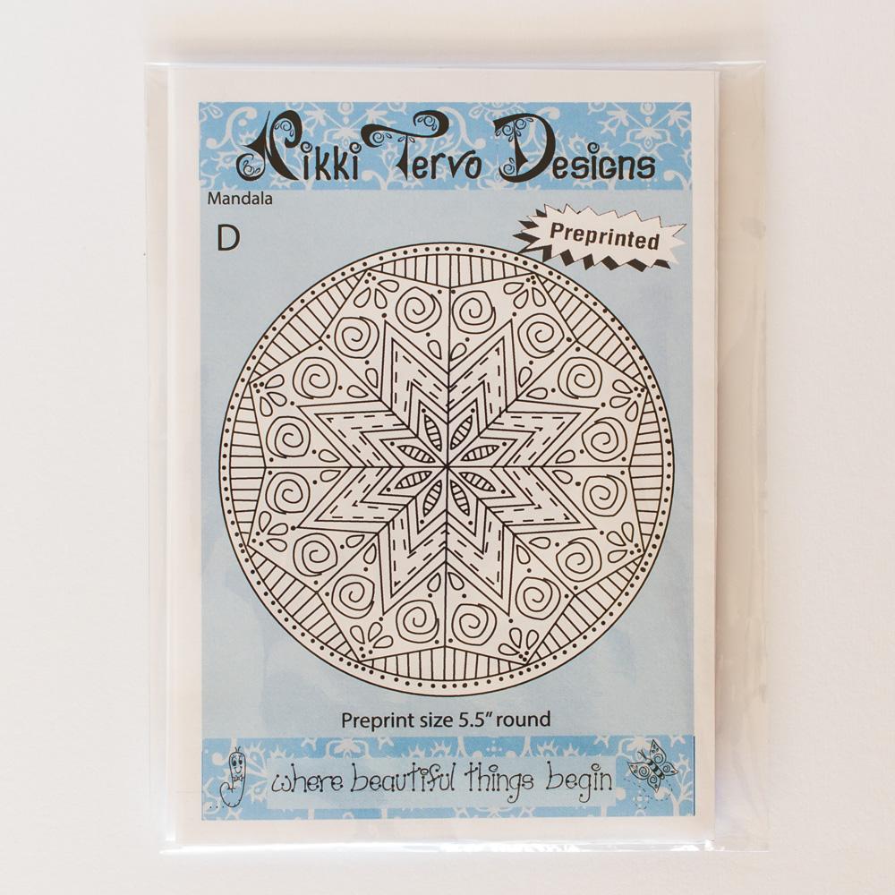 NTD Mini Mandala D