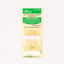 Self Threading Needles - Assorted Sizes