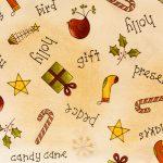 All Things Christmas - Cream