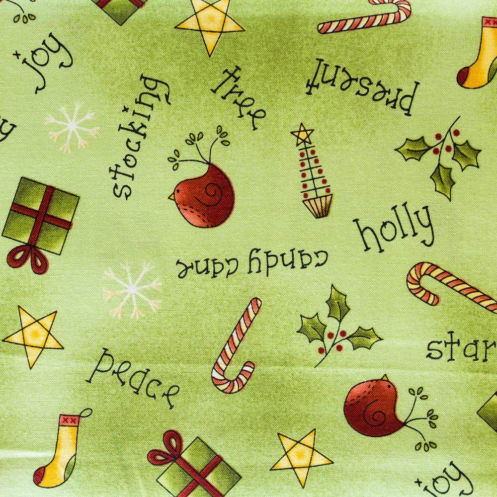 All Things Christmas - Green