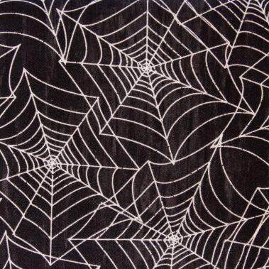 Spiderwebs - Black