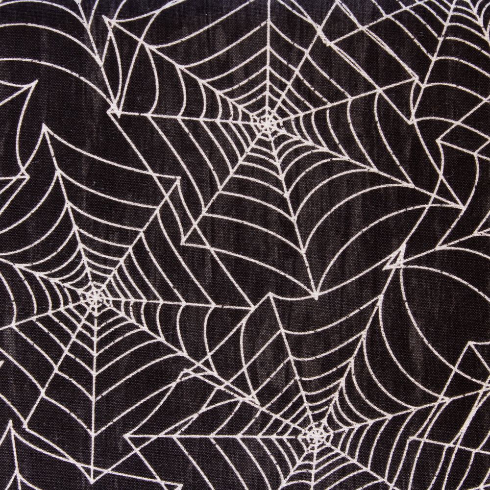 Spiderwebs - Black