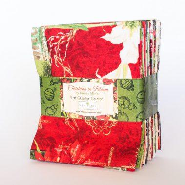 Christmas in Bloom FQ Bundle