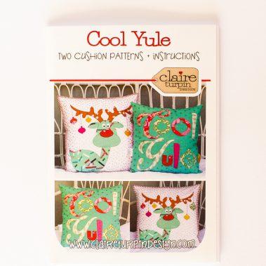 Cool Yule Cushions Pattern
