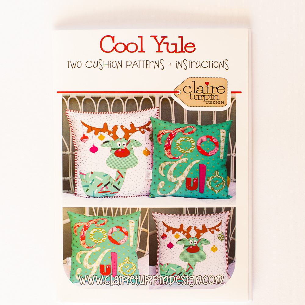 Cool Yule Cushions Pattern
