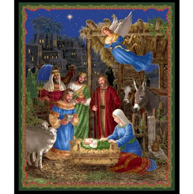 In Bethlehem by Liz Dillon for QT Fabrics