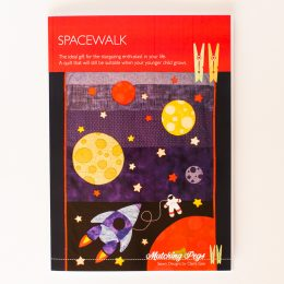 Spacewalk Quilt Pattern
