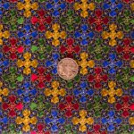 Stained Glass - Multi with coin