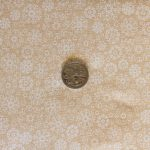 Wrapped in Joy - Snowflakes - Beige with coin