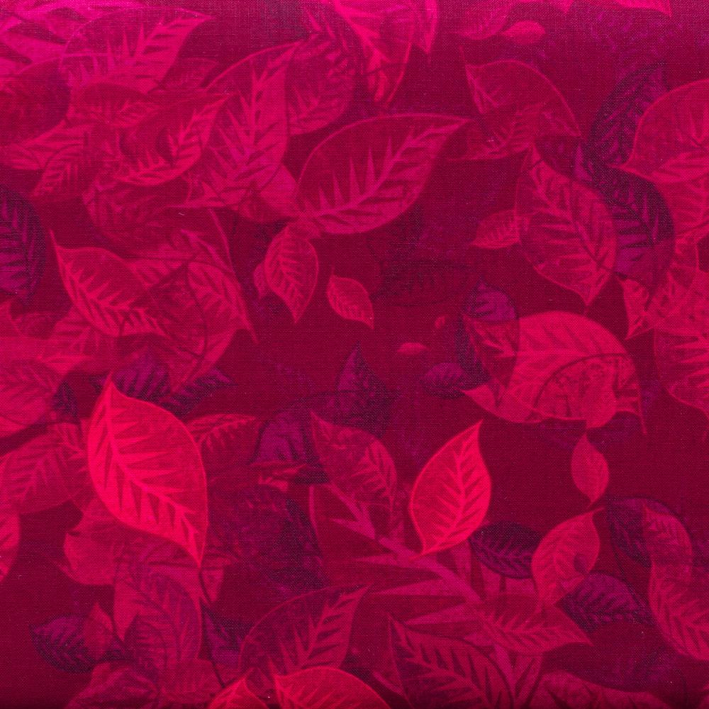 Small Overlapping Leaves - Merlot