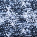 Snowflake Barn - Smoke