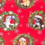 Christmas Pets - Cats