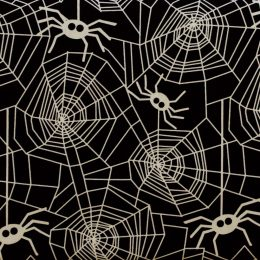 Glow in the Dark - Spiders and Webs
