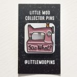 Sew What Pin - Pink