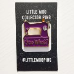 Sew What Pin - Purple