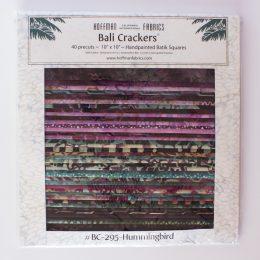 Bali Crackers - Hummingbird