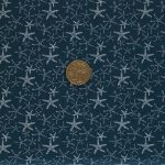 Starfish - Navy with coin