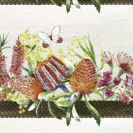 Australian Garden Twist Kit - White