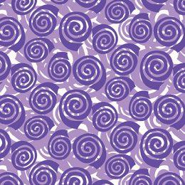 Blooming Roses - Purple