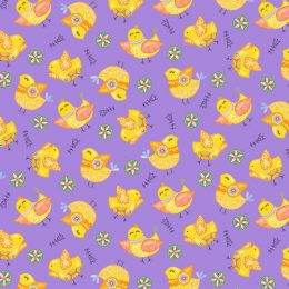Chicks - Purple