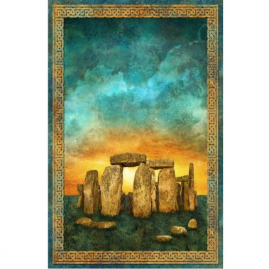 DP39427-69 Stonehenge Panel