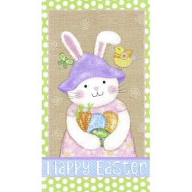 Easter Bunny Panel
