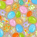 Easter Eggs - Beige