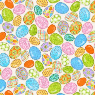 Easter Eggs - Cream