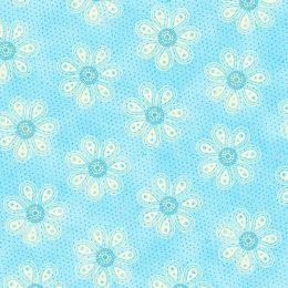Monotone Daisy - Blue