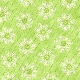 Monotone Daisy - Green