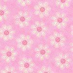 Monotone Daisy - Pink