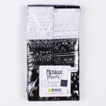 Metallic Mixers Strip Pack - Silver