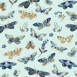 Butterflies - Light Blue