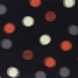 Dots Dance - Black